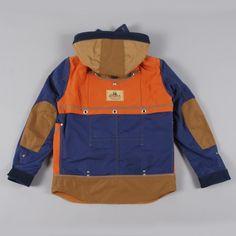 Junya Watanabe x Seil Marschall Panel Reversible Work Jacket