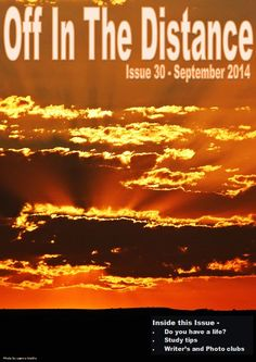 Off in the distance magazine issue 30