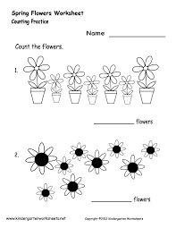 Spring Addition Worksheets Kindergarten Worksheets for all ...
