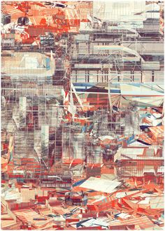 The Work Of Atelier Olschinsky: scaffolding_II_01.jpg