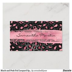 Create Your Own, Create Yourself, Leopard Spots, Online Gifts, Zazzle Invitations, Brush Strokes, Business Cards, Personalized Gifts, Anna Lee