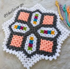 Crochet Videos, Diy And Crafts, Blanket, Things To Sell, Youtube, Video Tutorials, Instagram, Blankets, Cover