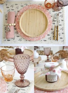 Scandinavian Inspired DIY Blush Tablescape and Decor for Fall - table setting and easy crafts and projects to dress a pretty autumnal table! #scandinavian #decor #tablescape #tabletop #tablesetting #blushtablescape #homedecor Festive Crafts, Easy Crafts, Fall Table Settings, Bird Party, Autumnal, Wooden Diy, Seasonal Decor, Decor Crafts, Tablescapes