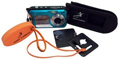 Waterproof Wearable Camera for Surfing Kayaking Skiing Snowboarding *** See this great product.