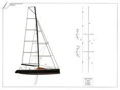 caractéristiques projet Le Leggero L8 est né d'une rencontre. Celle entre Alban Flipo, architecte parisien passionné de voile et Alexandre Genoud constructeur de bateau spécialisé dans le boi…