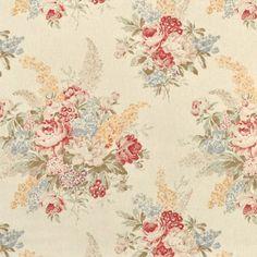 Shop Ralph Lauren Angela Floral Cream Fabric at onlinefabricstore.net for $63.8/ Yard. Best Price & Service.