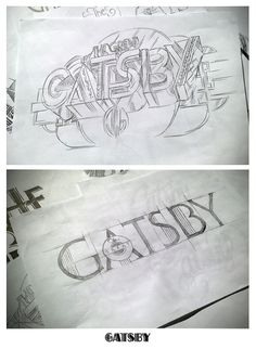 Design Studio Reveals The Branding Process Of 'The Great Gatsby' - DesignTAXI.com