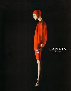 Lanvin by Alber Elbaz: Fashion, History   The Red List