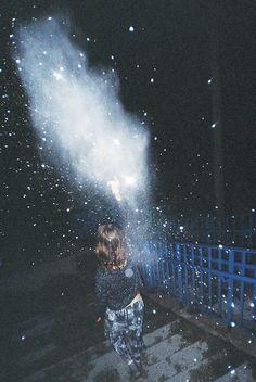 #girl #grunge #powder