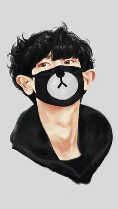 Art exo chanyeol