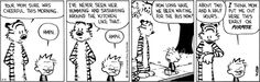 Calvin and Hobbes Comic Strip for Sep/08/2014 on GoComics.com
