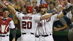 The Washington Nationals took advantage of some sloppy play by Colorado Rockies…