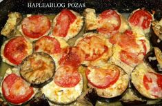 vinete gratinate cu cascaval la cuptor 8 Cookie Recipes, Zucchini, Food And Drink, Vegetables, Foods, Cookies, Recipes For Biscuits, Food Food, Crack Crackers