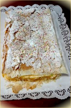 Food Cakes, Apple Cake Recipes, Dessert Recipes, Other Recipes, Sweet Recipes, Portuguese Recipes, Pavlova, Cheesecake, Deserts