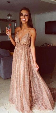 Sparkly sexy v neck long prom dress. Prom Dresses Prom Dresses, Sparkly sexy v neck long prom dress. Prom Dresses Prom Dresses, The post Sparkly sexy v neck long prom dress. Prom Dresses Prom Dresses, appeared first on Welcome! Straps Prom Dresses, Gold Prom Dresses, Prom Party Dresses, Formal Evening Dresses, Elegant Dresses, Pretty Dresses, Dress Prom, Dress Long, Grad Dresses