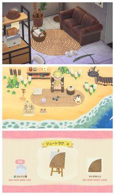 Animal Crossing 3ds, Animal Crossing Villagers, Animal Crossing Qr Codes Clothes, Ac New Leaf, Motif Vintage, Motifs Animal, Path Design, Animal Games, Island Design