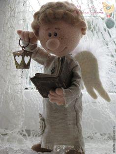 Коллекционные куклы ручной работы. Ярмарка Мастеров - ручная работа. Купить Не бойся ,я рядом.... Handmade. Разноцветный, куклы и игрушки