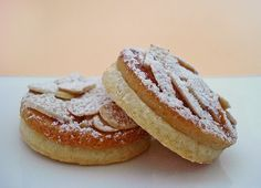 Chiara& Marzipan Crunchy Cookies by chiara Xmas Cookies, Cake Cookies, Marzipan, Cookie Recipes, Dessert Recipes, German Baking, German Cake, Fabulous Foods, No Bake Cake