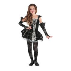 Girls Horror & Gothic Costumes - Kids Horror & Gothic Costumes - Party City