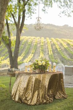 Tablescape ● Inspired by Wine Country
