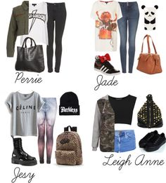 """Little Mix inspired outfits for a plane ride to America"" by littlemix-style ❤ liked on Polyvore"