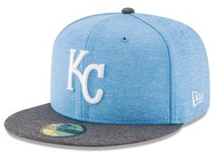 df93ed0aeb6 Kansas City Royals New Era 2017 MLB Father s Day 59FIFTY Cap