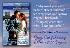 Virtue and Valor (Highland Heather Romancing a Scot Series, Book 2)