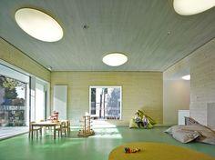Galería - Familienzentrum im Steinpark Kindergarten / nbundm - 10