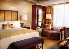 A room in the new Four Seasons in Beijing