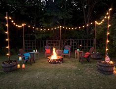 Cool 80 DIY Fire Pit Ideas and Backyard Seating Area https://roomodeling.com/80-diy-fire-pit-ideas-backyard-seating-area