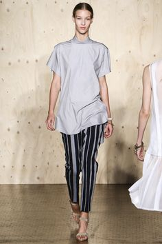 Fashion clown trousers trend