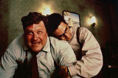 John Goodman and John Turturro in Barton Fink (1991)