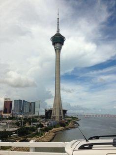 Macau Tower 澳門旅遊塔 v 澳门