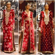 Sabyasachi lehengas feature breath-taking designs, traditional craftsmanship & an eye for extreme detailing. Check out this vast collection of Sabyasachi lehenga images. Iranian Women Fashion, Pakistan Fashion, Ethnic Fashion, Asian Fashion, Women's Fashion, Pakistani Dresses, Indian Dresses, Indian Outfits, Anarkali