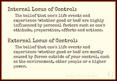 Do you have an Internal Locus of Control? An  External Locus of Control? A Victim Stance?  Click through to learn an Old Polish Wisdom Saying to help you integrate this important principle...