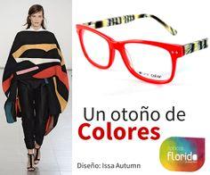 Un otoño de colores. Combína tu estilo con gafas de moda en Ópticas Florida #opticasflorida #Mallorca #gafas #NatureColor #moda