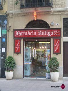 FARMÀCIA ANTIGA, BARCELONA