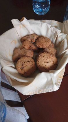 Cookpad - Make everyday cooking fun! Lactation Cookies, Coconut Flour, Great Recipes, Cookie Recipes, Almond, Chips, Healthy Eating, Chocolate, Baking