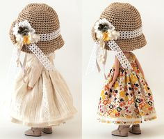 ** Blythe outfit ** Lucalily 262** : mahounote.