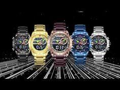 Naviforce Em promoção no Aliexpress e frete grátis Youtube, Aliexpress, Casio Watch, Channel, Accessories, Fancy Watches, Bracelets, Outfits, Vestidos