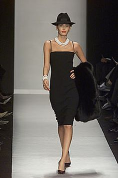 Michael Kors | Fall 2000 Ready-to-Wear Collection | Style.com