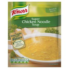 Knorr Super Chicken Noodle Soup 51g                                    from Ocado