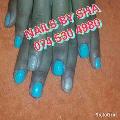 Gelish overlay Nails, Finger Nails, Ongles, Nail, Nail Manicure