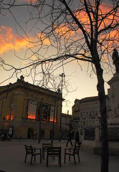 S. João National Theatre facade, #Porto  #Portugal www.enjoyportugal.eu