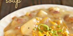 Potato Bacon Leek Soup Recipe