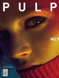 PULP No.9 | Sophie Touchet by Arkan Zakharov #Covers2014
