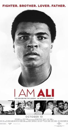 """Directed by Clare Lewins. With Muhammad Ali, Muhammad Ali Jnr, Hana Ali, Maryum Ali. Unprecedented access to Muhammad Ali's personal archive of """"audio journals"""" as well as interviews and testimonials from his inner circle of family and friends are used to tell the legend's life story."""