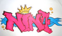 graffiti name - Google Search