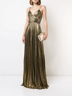 Check out Marchesa Notte with over 1 items in stock. Shop Marchesa Notte metallic pleated gown today with fast Australia delivery and free returns. Shrug For Dresses, The Dress, Bridesmaid Dresses, Prom Dresses, Formal Dresses, Pageant Gowns, Club Dresses, Pleated Dresses, Fall Dresses