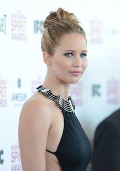 Jennifer Lawrence looking elegant
